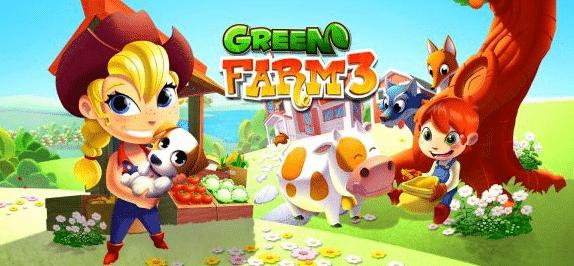 Download Green Farm MOD Unlimited Money v4.2.1